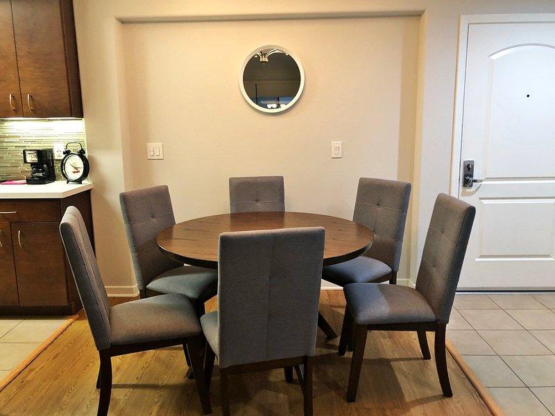 dining room apartment rental