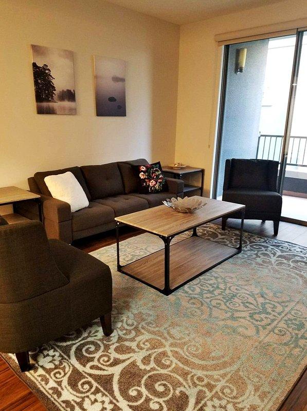 Living Room Executive Rental