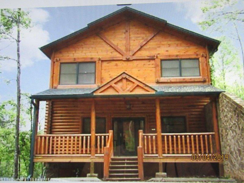 Bear Tracks is located in prestigious Gatlinburg Falls Resort.  Book now.  Best dates will go fast.