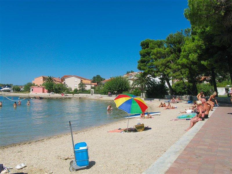 Spiaggia vicino a Captain's Club