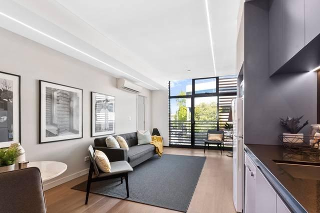 Stylish Modern Designed Living Room