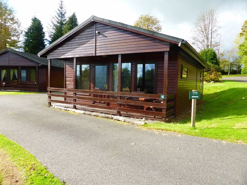 Birch Lodge 16, Newton Stewart, vacation rental in Newton Stewart