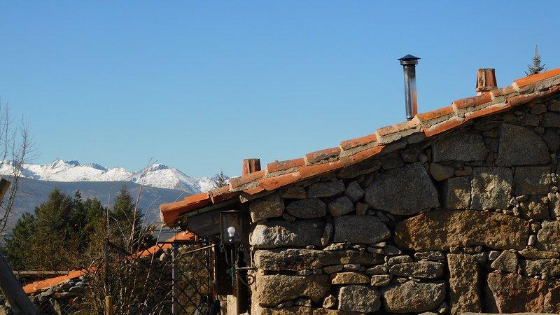 La Silla de la Reina, location de vacances à Mombeltran