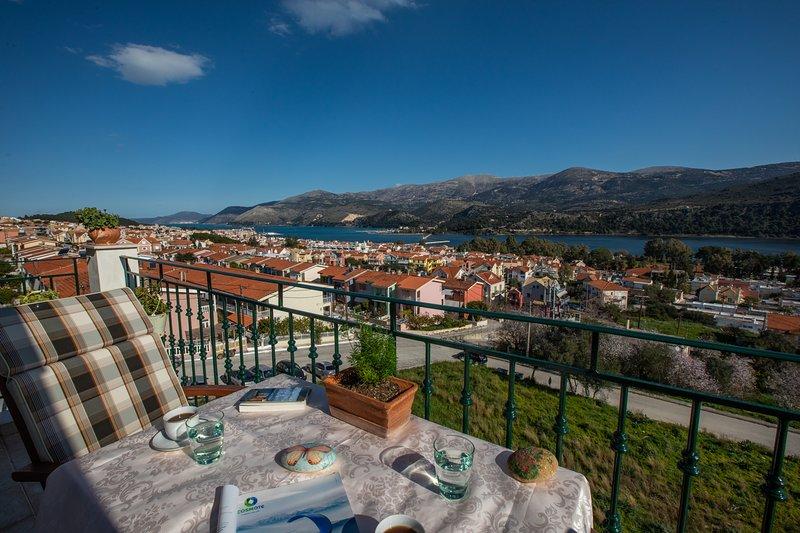 Chrysianna, holiday rental in Argostolion