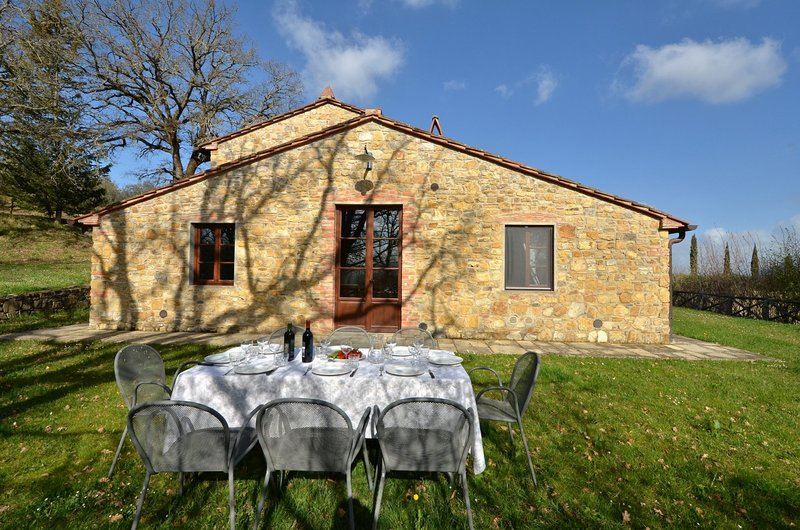 Villa del Capriolo - Poggio Cennina Country Resort, holiday rental in Ambra