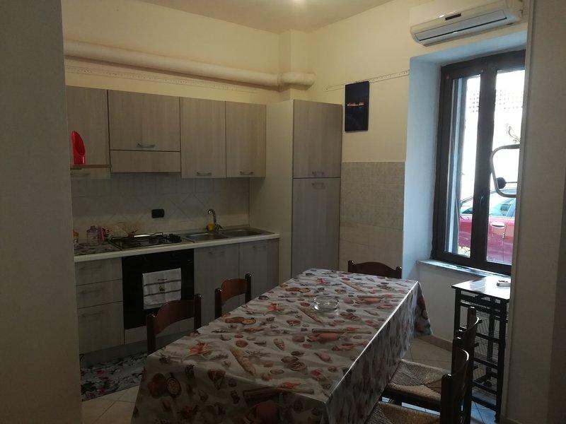 Beautiful apartment near the beach, alquiler de vacaciones en Botricello