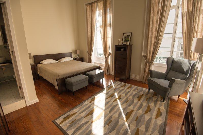 Casa da Matriz - Suite 4, holiday rental in Ponta Delgada
