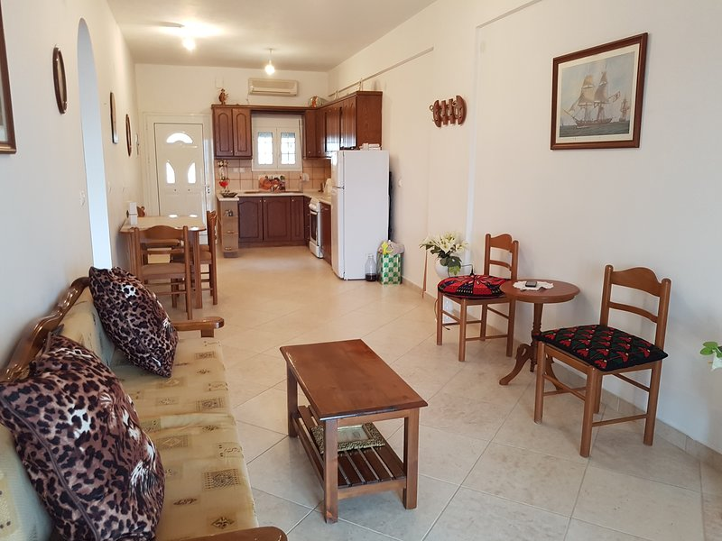 The place to be, holiday rental in Agios Matheos