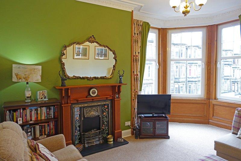 Condo/Apartment, 3 bedrooms, Sleeps 5-7, Central,, vacation rental in Edinburgh