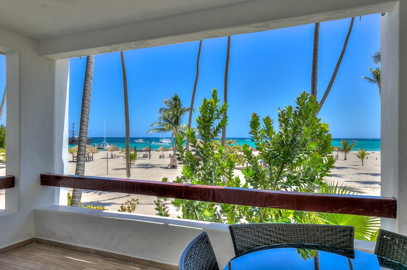 Incredible Oceanfront 3 Bedroom Apartment S-B201, vacation rental in Bavaro