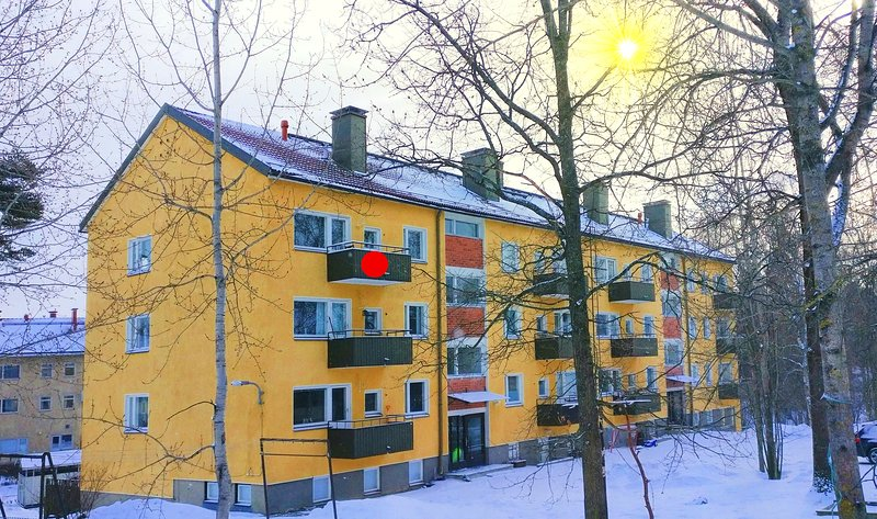 Cozy Helsinki apartment, holiday rental in Uusimaa