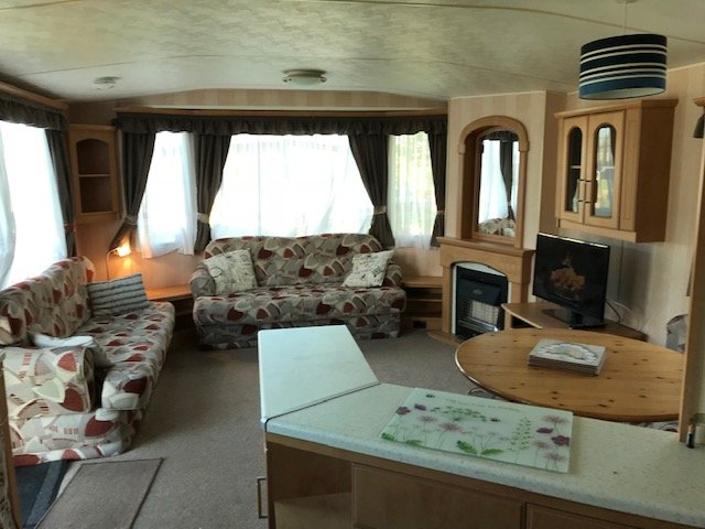 L35 Pet friendly 6 berth static caravan Mablethorpe, Ferienwohnung in Saltfleet