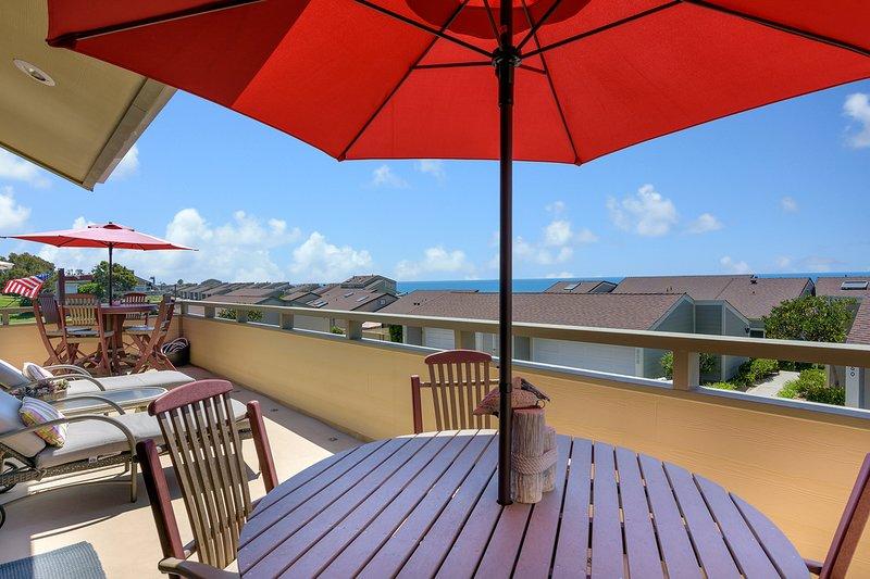 Ocean Views in Seabluffe!, holiday rental in Encinitas