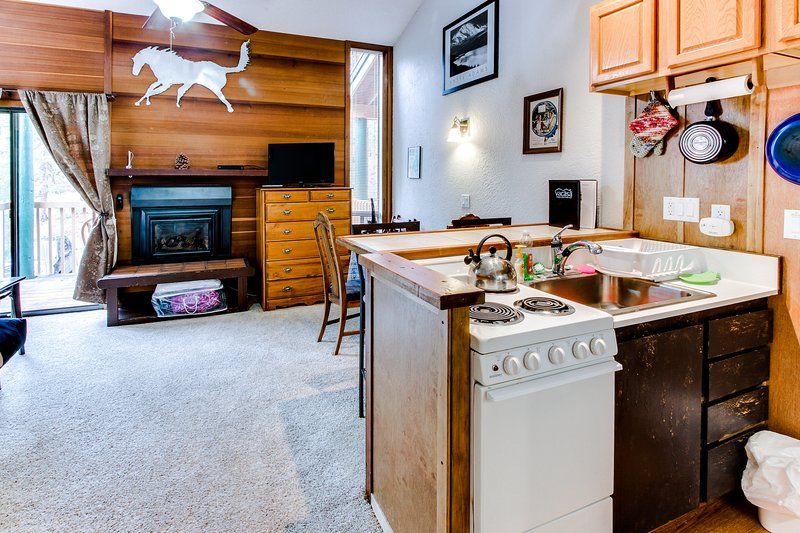 Photo of Cozy condo with a loft, 1 mile from Kings Beach!