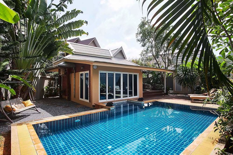 Baan Manu Chang, Krabi Private Pool House, holiday rental in Ao Nang