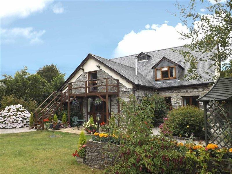 Robins Nest - At the foot of Bodmin Moor, location de vacances à Liskeard