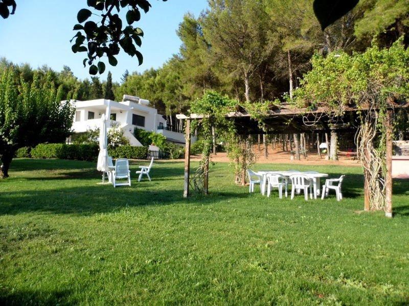 RESIDENZA DEL TIMO - APPARTAMENTO N. 1, holiday rental in Baia di Gallipoli