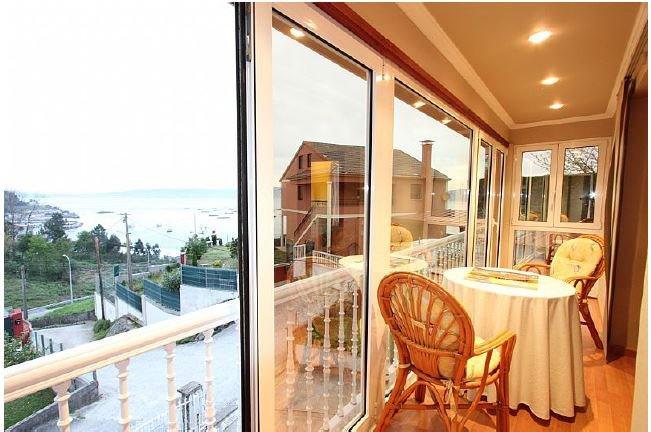 Apartamento con vistas al mar, holiday rental in Castrelo