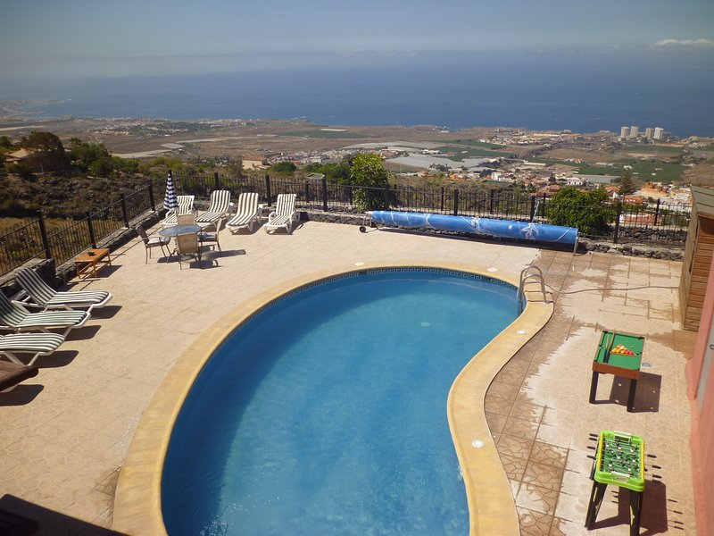 Villa El Mirador, holiday rental in Armenime