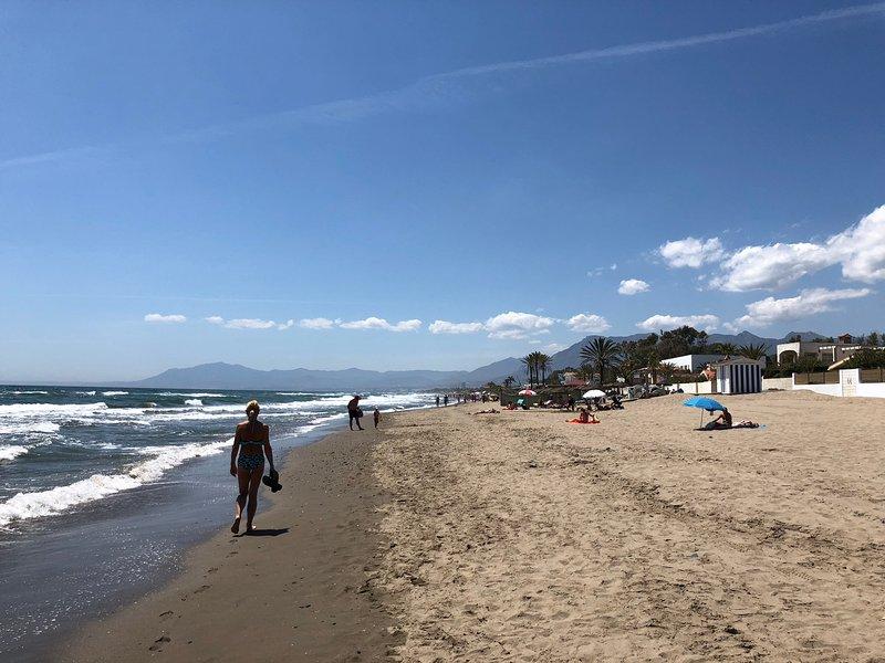 Playa elviria