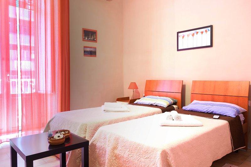 Domus Flegrea, holiday rental in Fuorigrotta