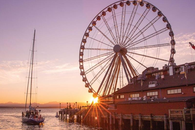 Seattle Grande Roue
