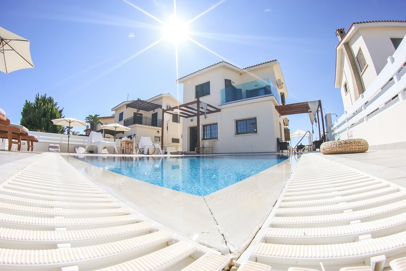 Villa Alexandra (Private pool, 50 meters from beach, Near to Nissi Beach), vacation rental in Ayia Napa