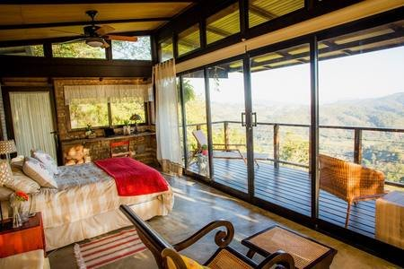 Beautifull Guest House with panoramic views, vacation rental in La Vega Province