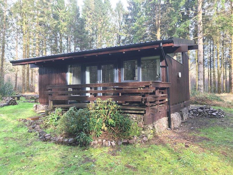 Skerry Log Cabin, holiday rental in Portsonachan