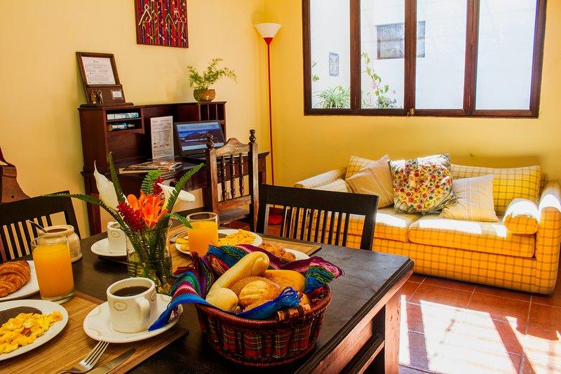 Apartamentos Santa Teresa - Multi-apartment home perfect for large groups, holiday rental in Antigua