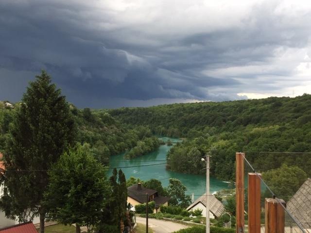 CASA CON VISTA, holiday rental in Bosiljevo