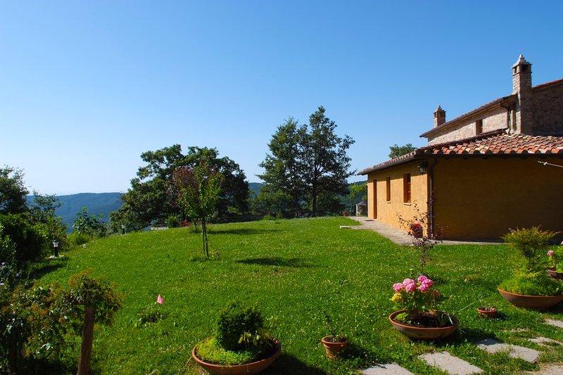 CASA LA PRIMULA, location de vacances à Col di Morro