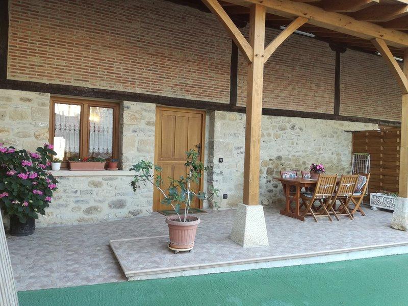 Apartamento rural 'Heredia', alquiler de vacaciones en Bergara