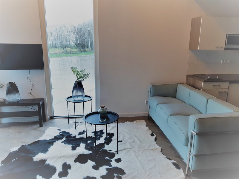 BedStay41 Cow Room Jan, holiday rental in Bodegraven