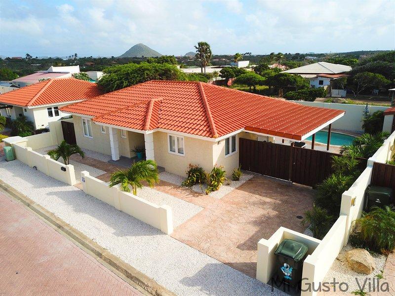 Mi Gusto Villa, vacation rental in Oranjestad