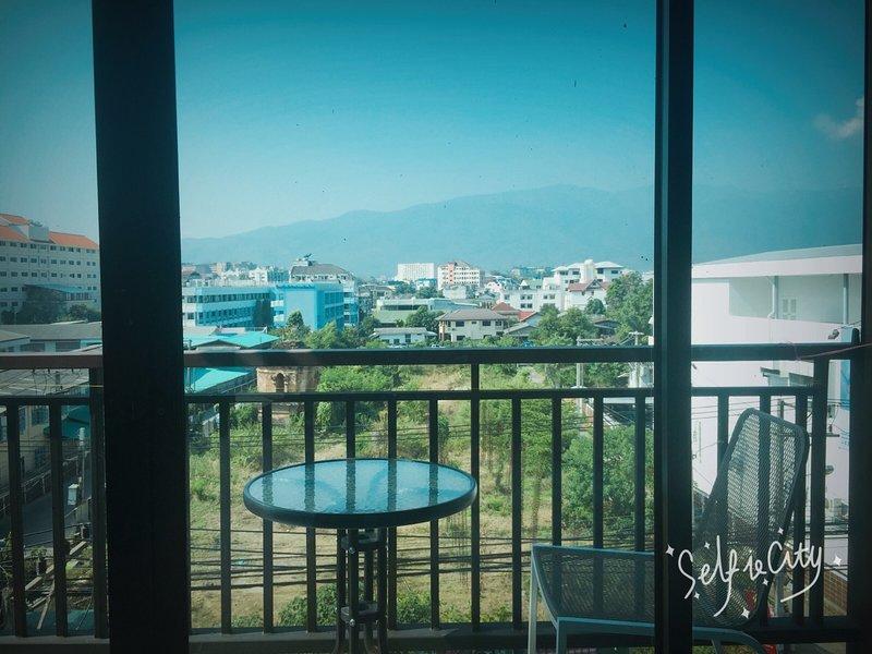 rinrada loft resident – semesterbostad i Ban Tha Kradat