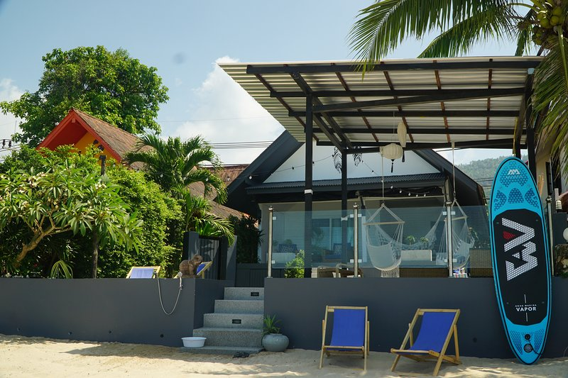 The Beach Villa Samui, holiday rental in Mae Nam