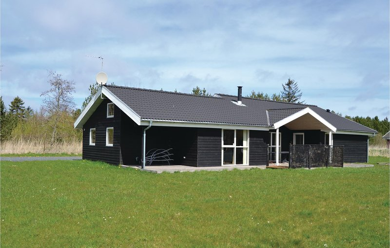 Amazing home in Strandby w/ WiFi and 4 Bedrooms (A20630), vacation rental in Lyngsaa