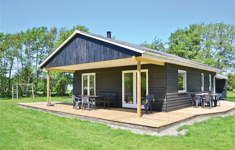 Kløverhuset (A2264), location de vacances à Gredstedbro