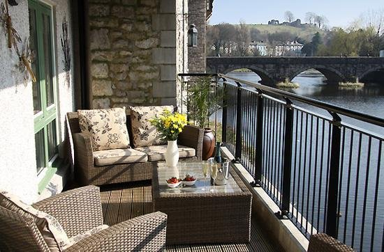 Luxury Riverside Apartment in Kendal – semesterbostad i Kendal