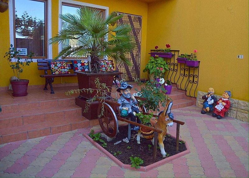 Vila Levent Mangalia, holiday rental in Costinesti