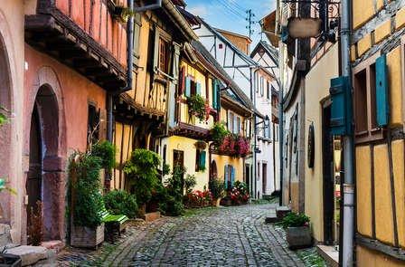 Eguisheim Village préféré des Français à 15 minutes