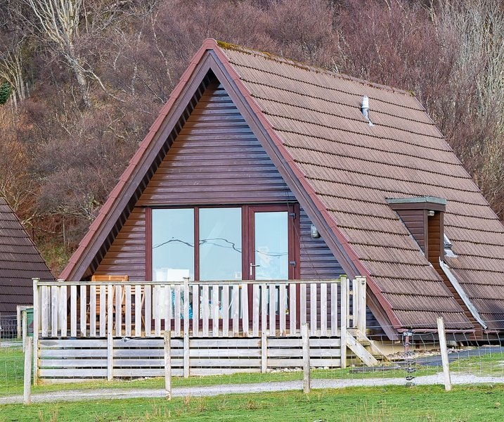 Kirkaig Chalet No 1, holiday rental in Lochinver