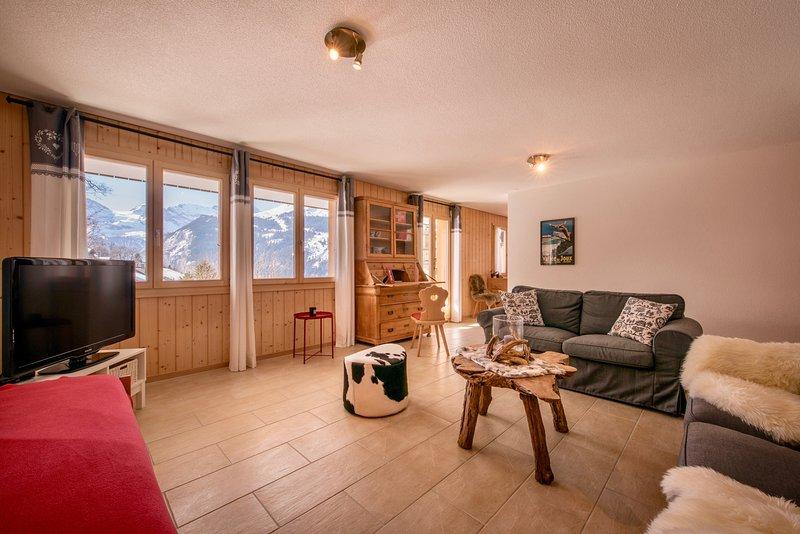 Chalet Roossi Huus 1, holiday rental in Lauterbrunnen