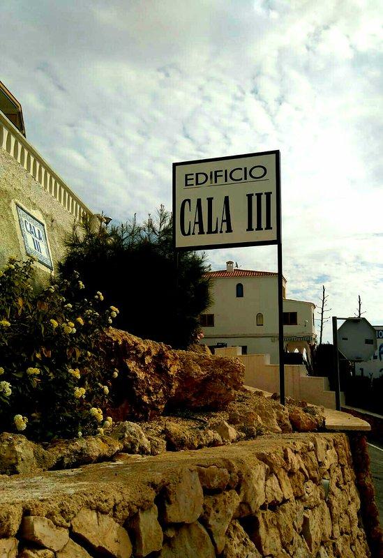 Entrance through Avenida de Tabarca 1