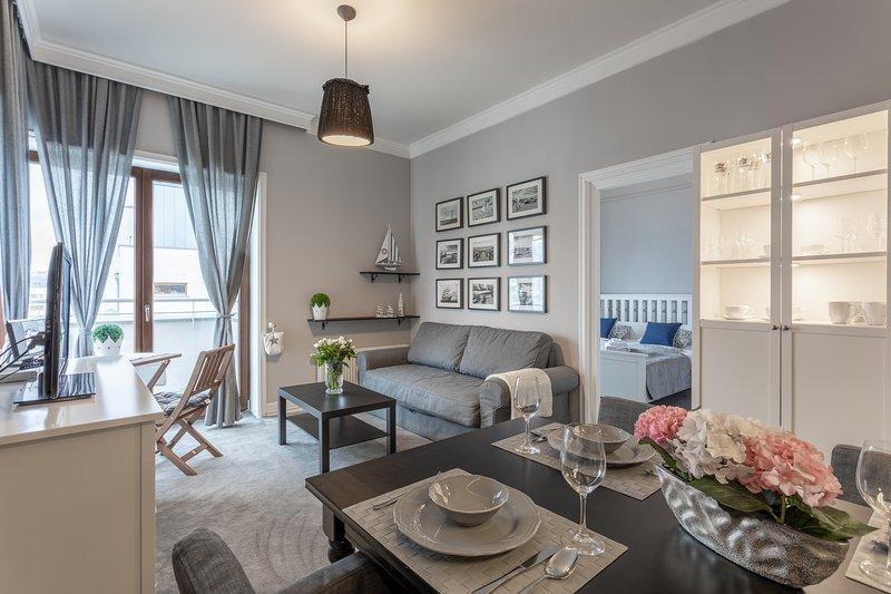 Ambria Apartments Celeste, holiday rental in Swinoujscie