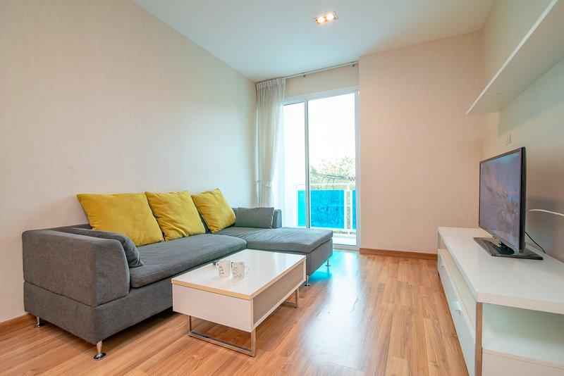 My Resort Beach Apartment 3, alquiler vacacional en Ban Khao Takiap