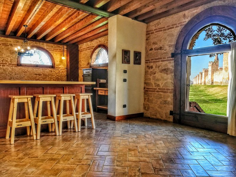 Medieval Place - Per la Dolce Vita srl, casa vacanza a Badia Polesine