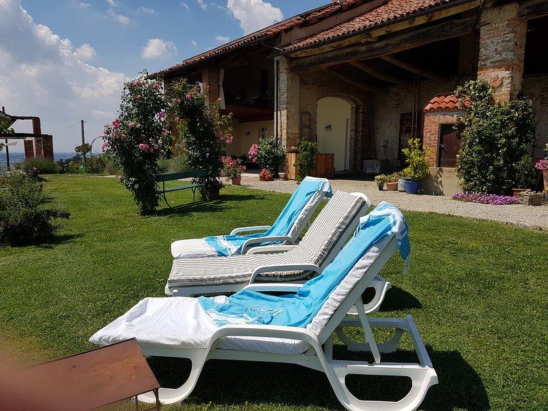 Ferienwohnungen, vakantiewoning in Rocca Ciglie
