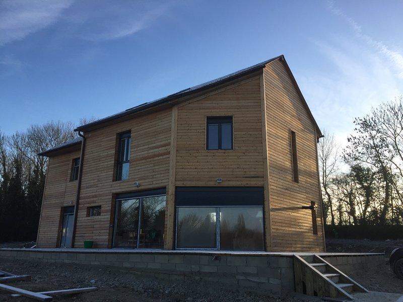 Maison écologique en pleine nature, holiday rental in Villiers-sur-Morin